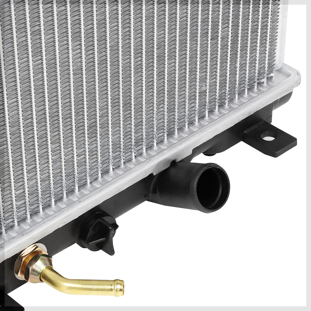 Aluminum Core Radiator OE Replacement For 02-06 Acura RSX