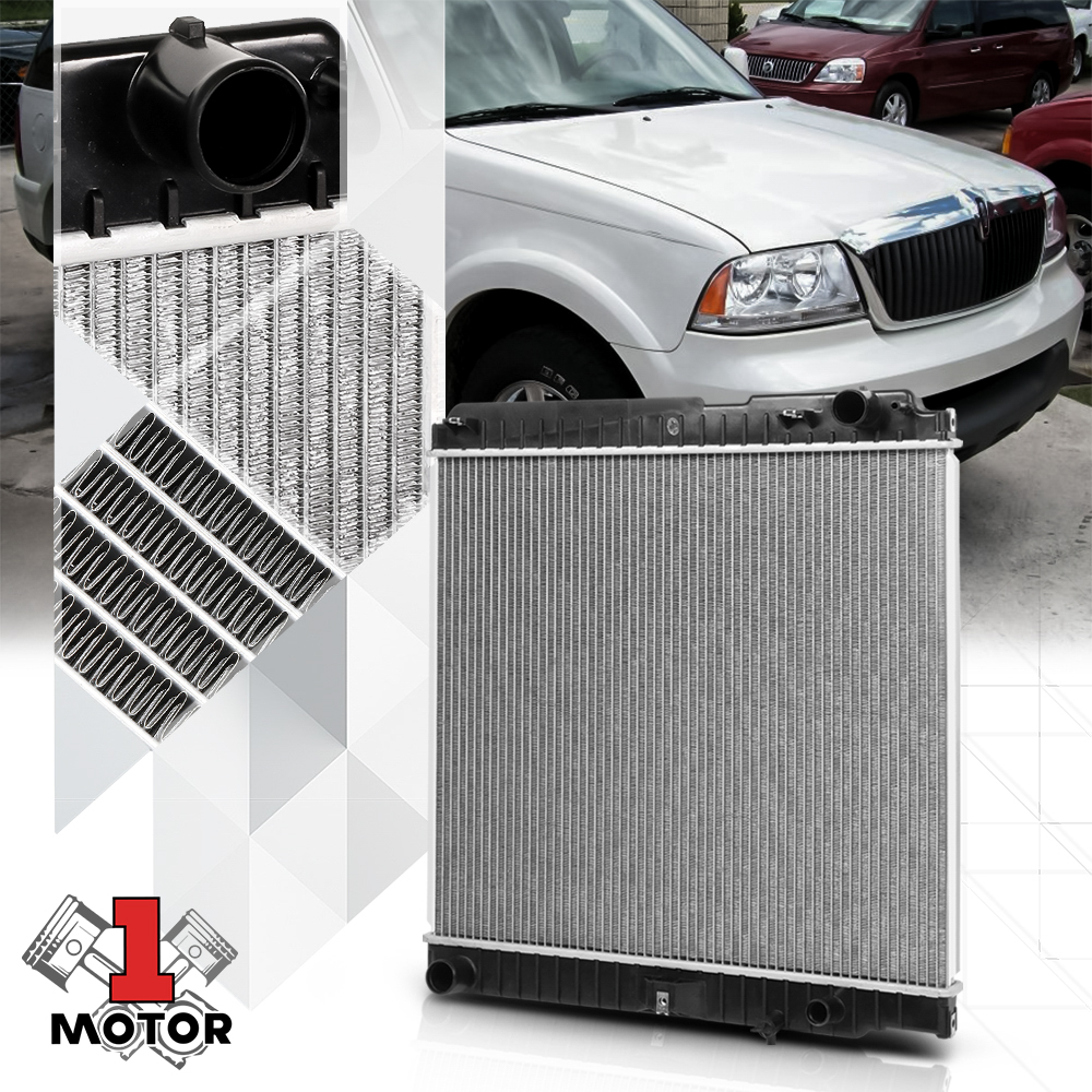 Aluminum Cooling Radiator OE Replacement for 03-05 Lincoln Aviator AT dpi-2603