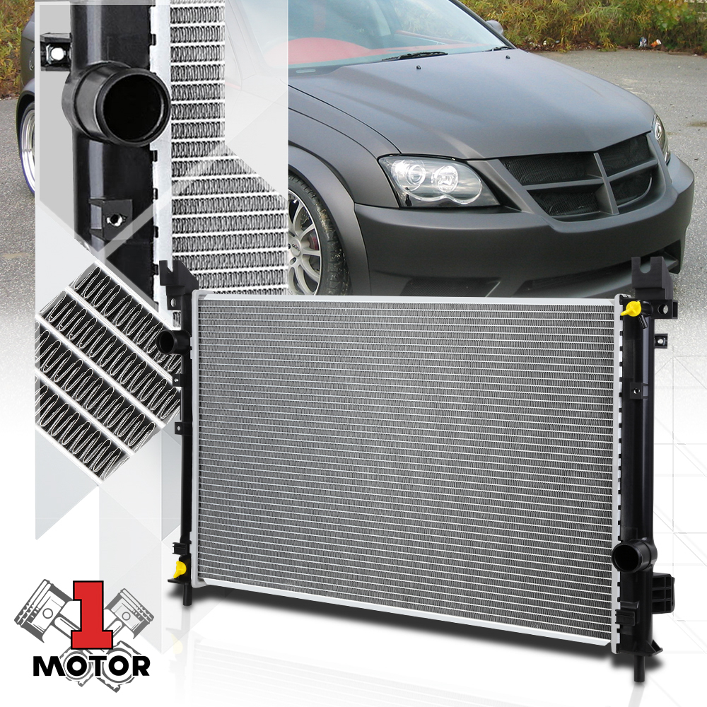 Aluminum Core Radiator OE Replacement for 04-06 Chrysler Pacifica Auto dpi-2702