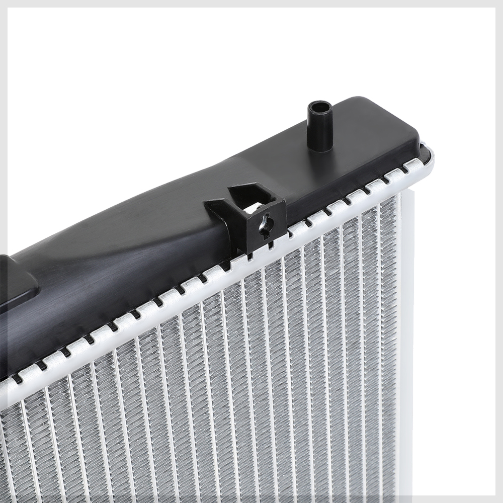 Aluminum Core Cooling Radiator OE Replacement For 04-06